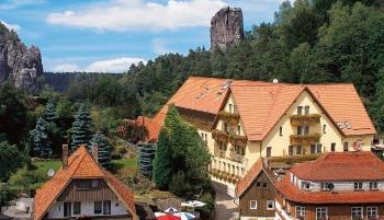 HotelAmselgrundschlsschen-Rathen