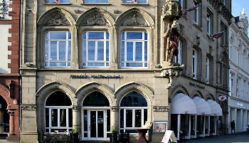 Mondos Kafeehotel-Trier