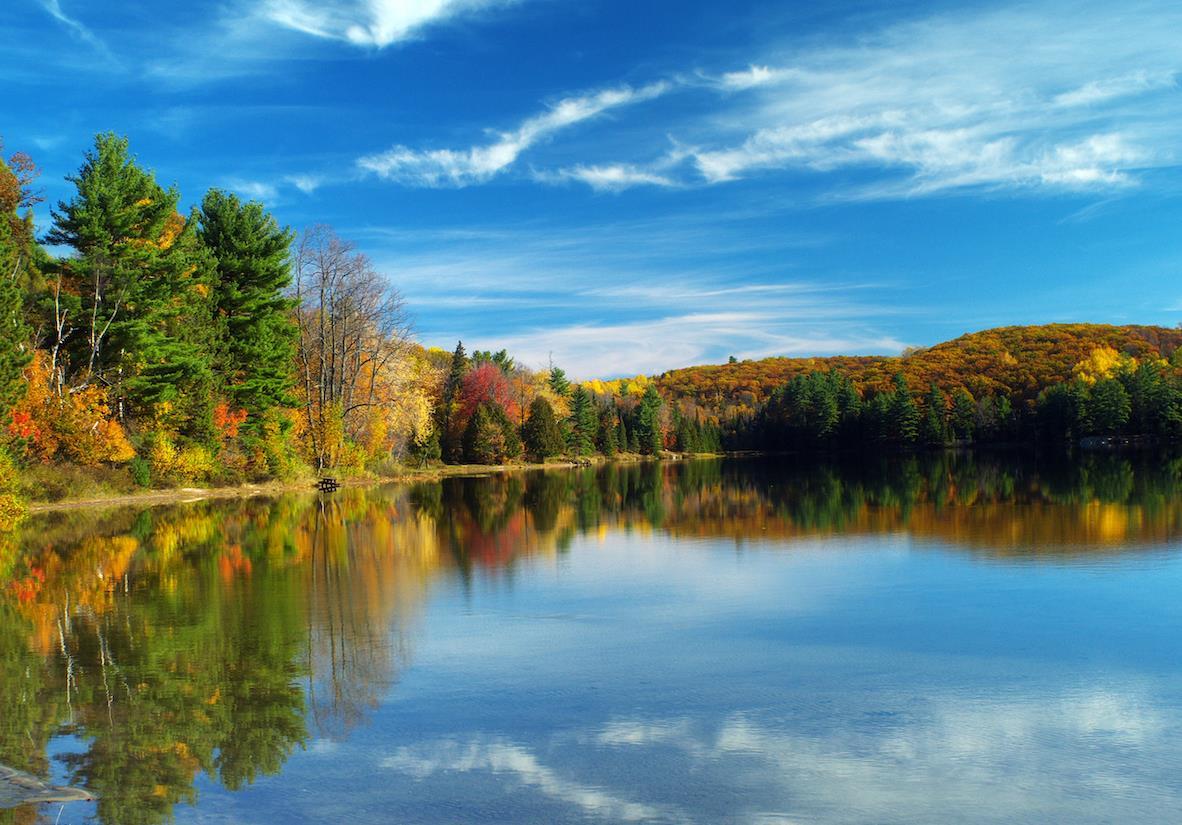 Lac Philippe, Gatineau Park