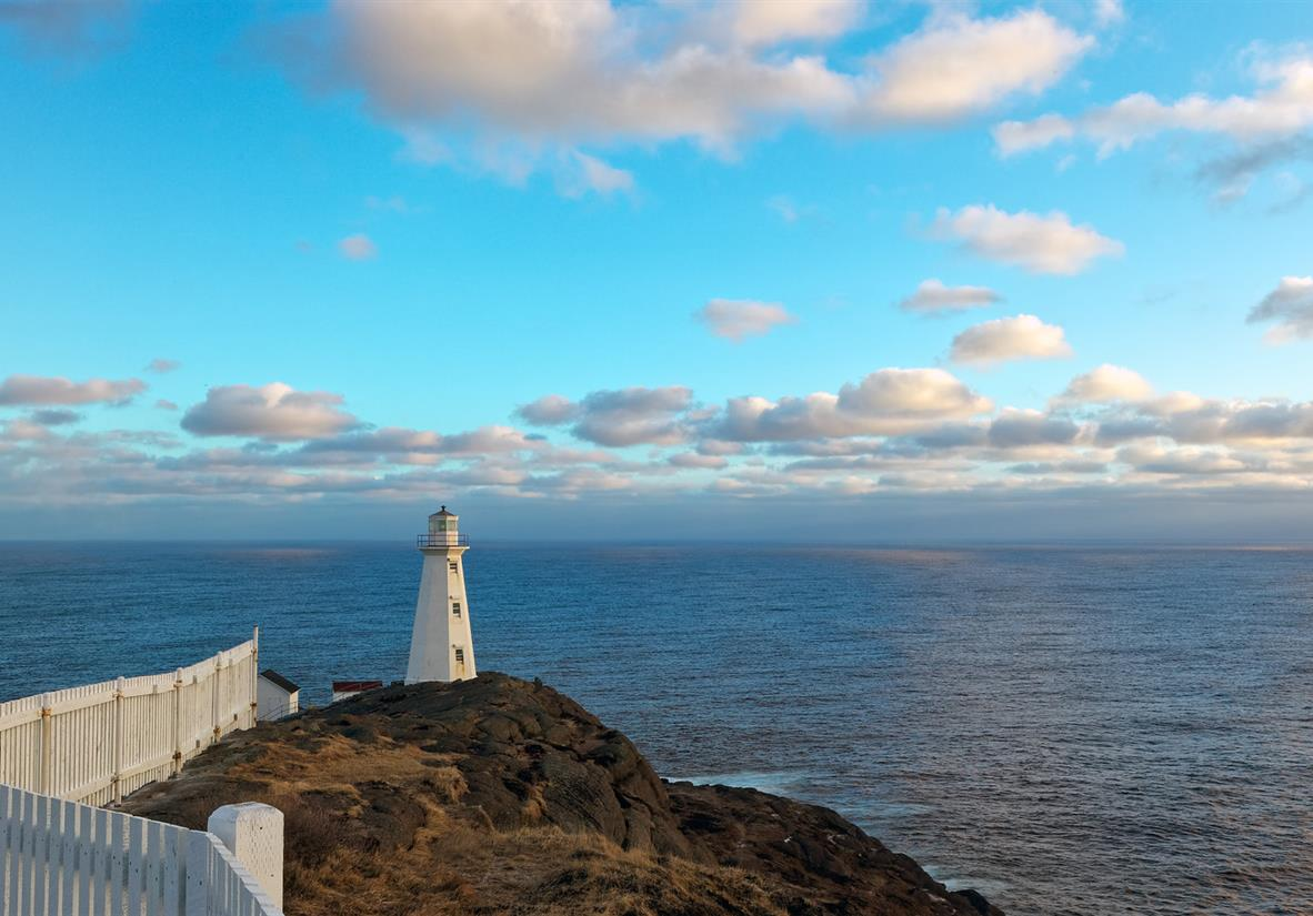 Newfoundland's Avalon and Bonavista Peninsulas