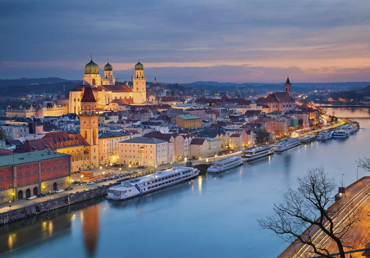 A self-guided cycling holiday along the Danube