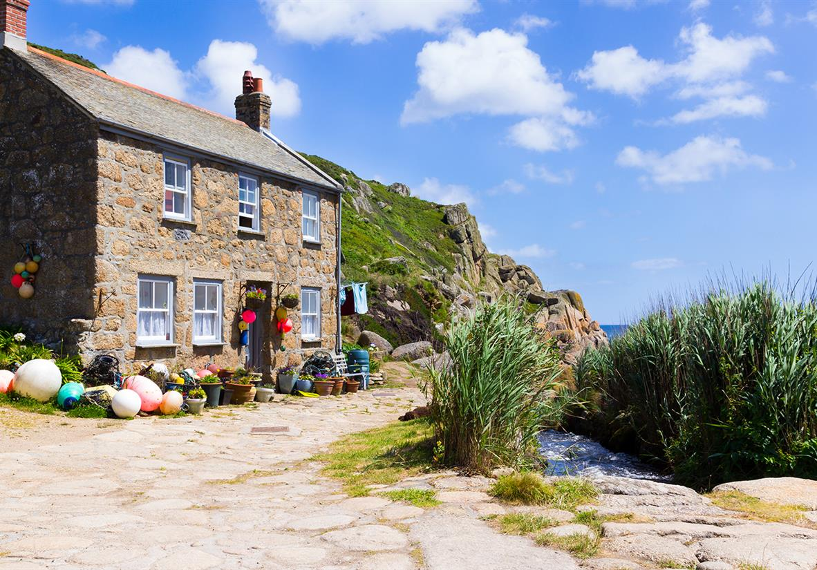 A classic home in Cornwall