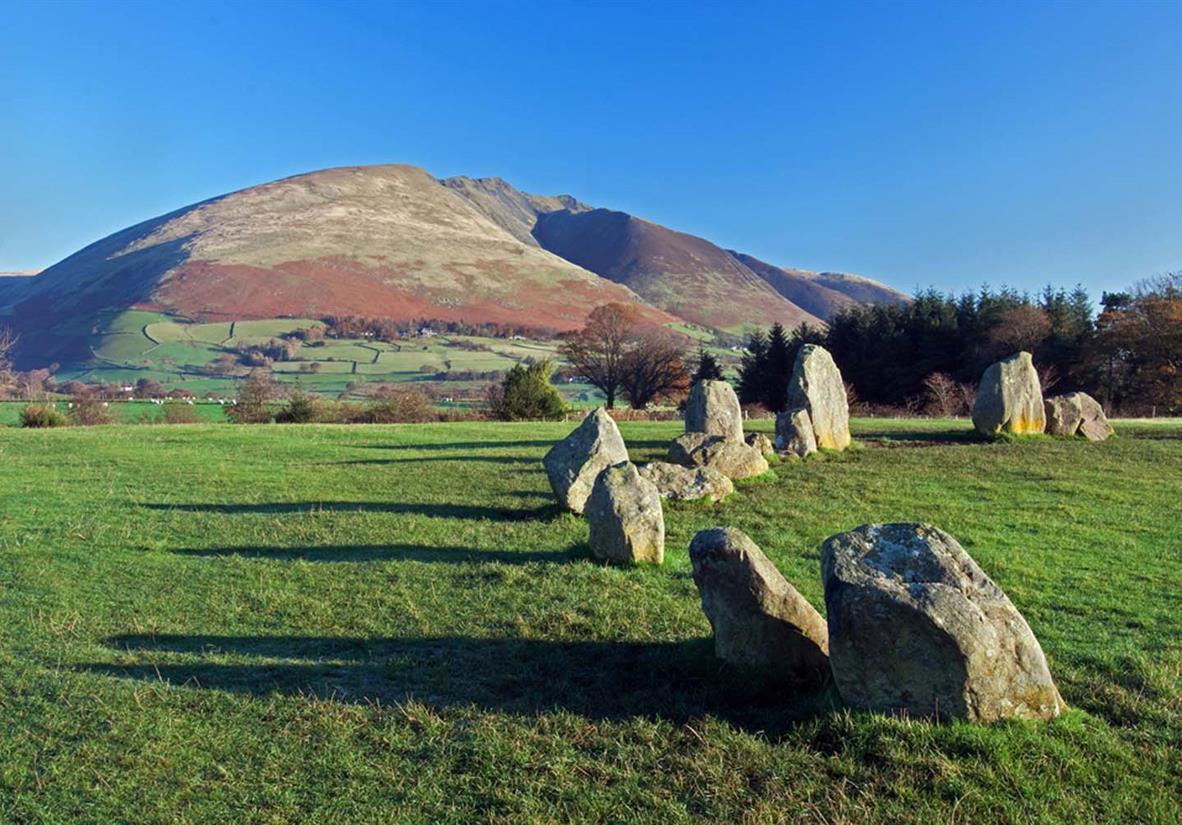 Prehistoric Castlerigg Stone Circle
