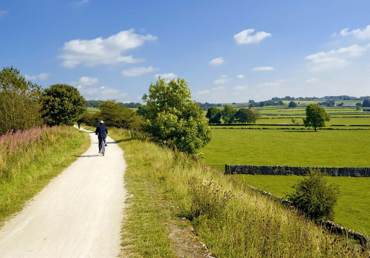 Explore the English countryside