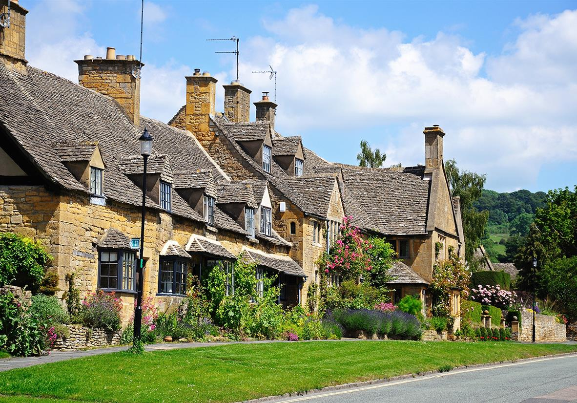 Classic Cotswold home in Broadway