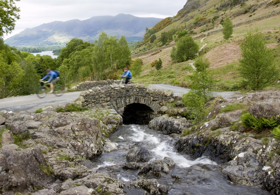 A single-centre holiday in the Lake District