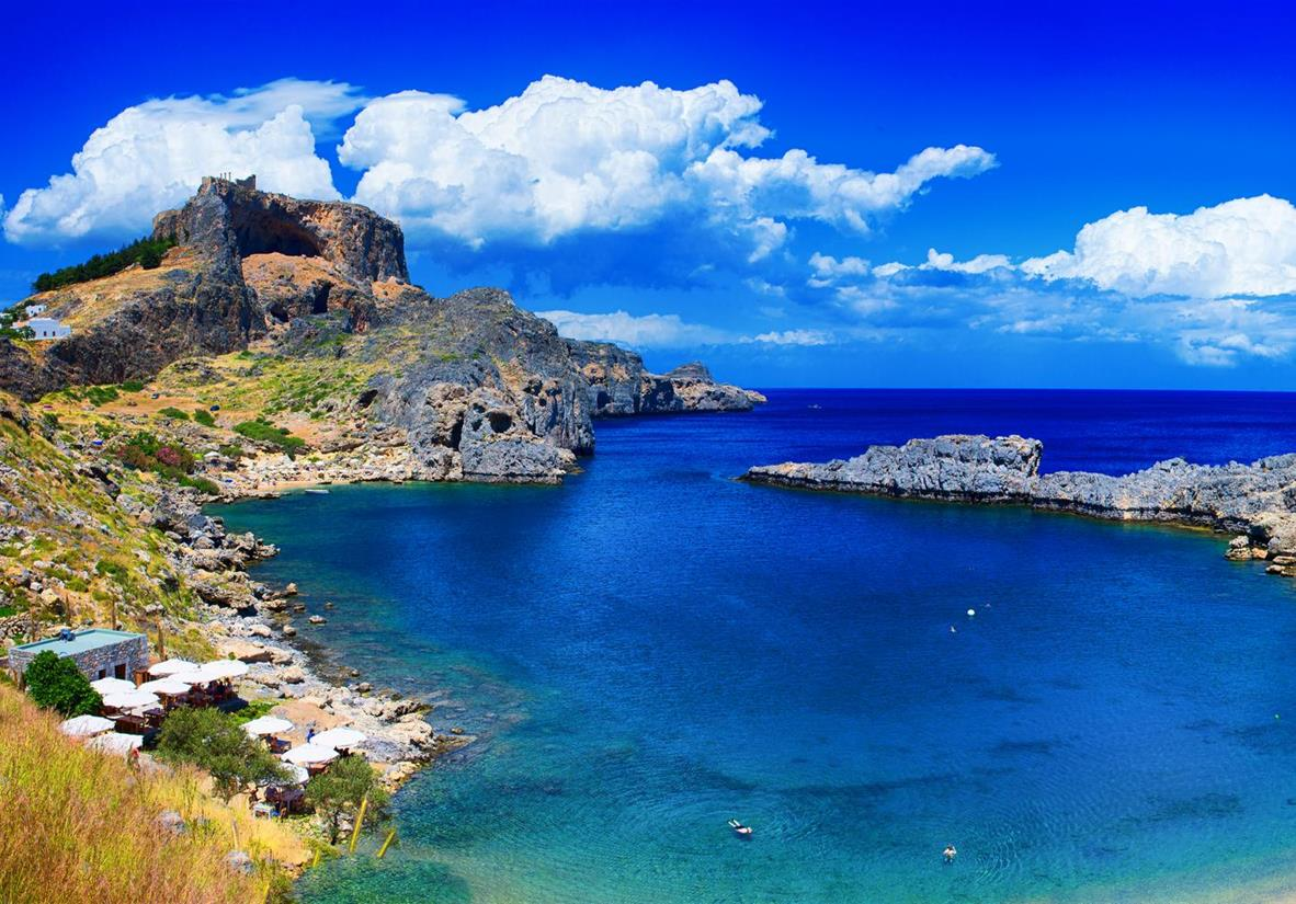 Cycling the Island of Rhodes Self-Guided Holiday