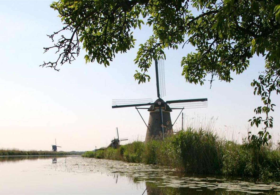 Traditional Windmills
