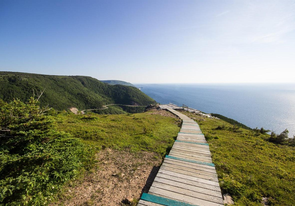 Hike the wild coastline and explore villages