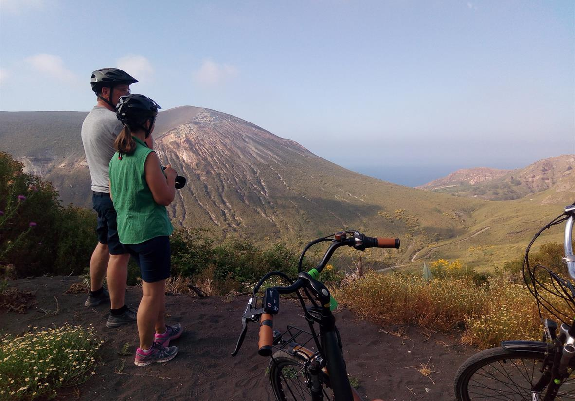 Self-guided cycling adventure in Sicily