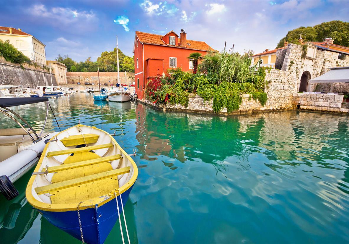 Fosa Bay, Zadar