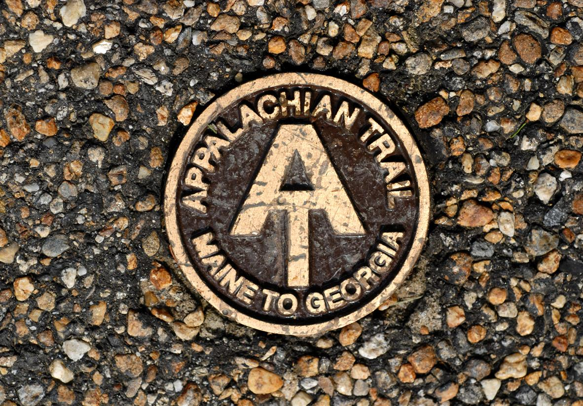 Follow a section of the Appalachian Trail