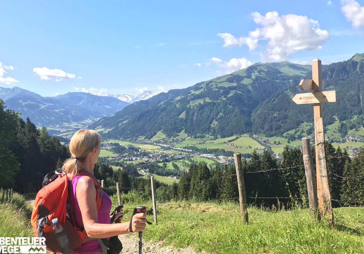 Kitzbüheler Alpen und Wilder Kaiser