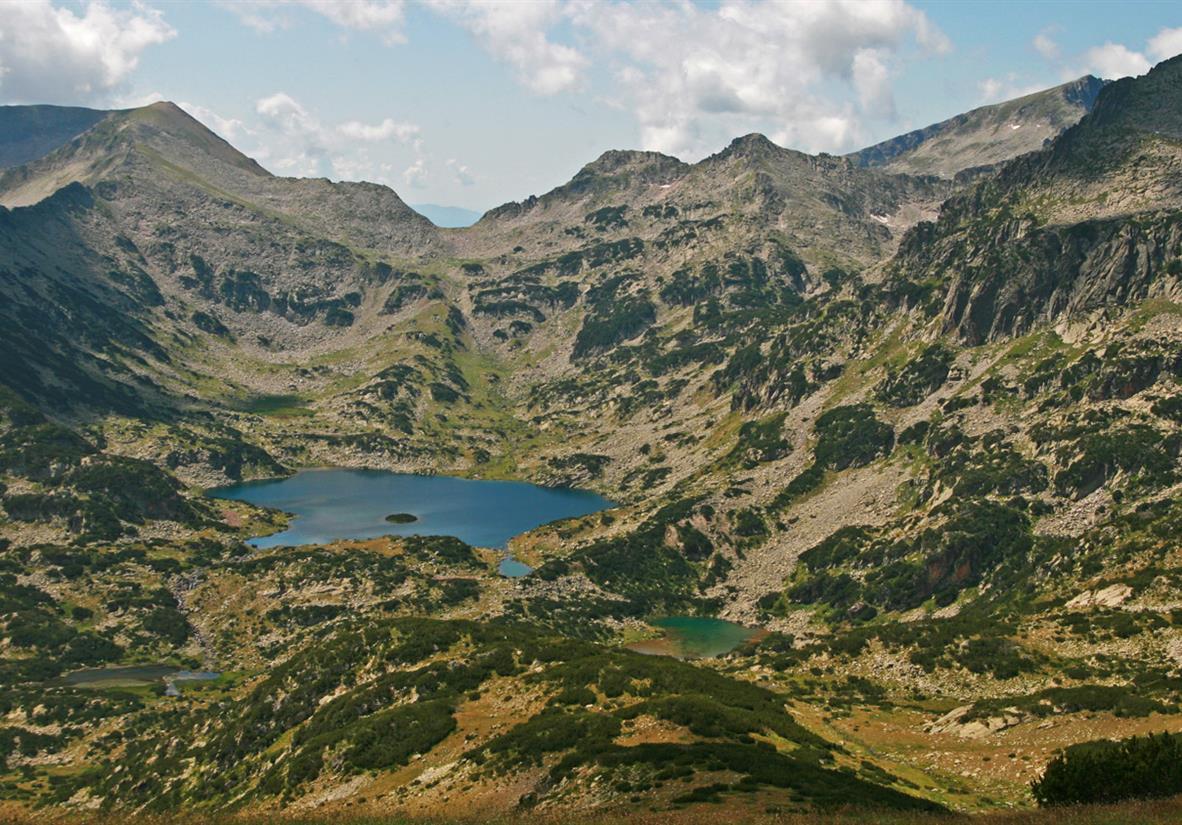 Explore Bulgaria's Rila and Pirin mountains