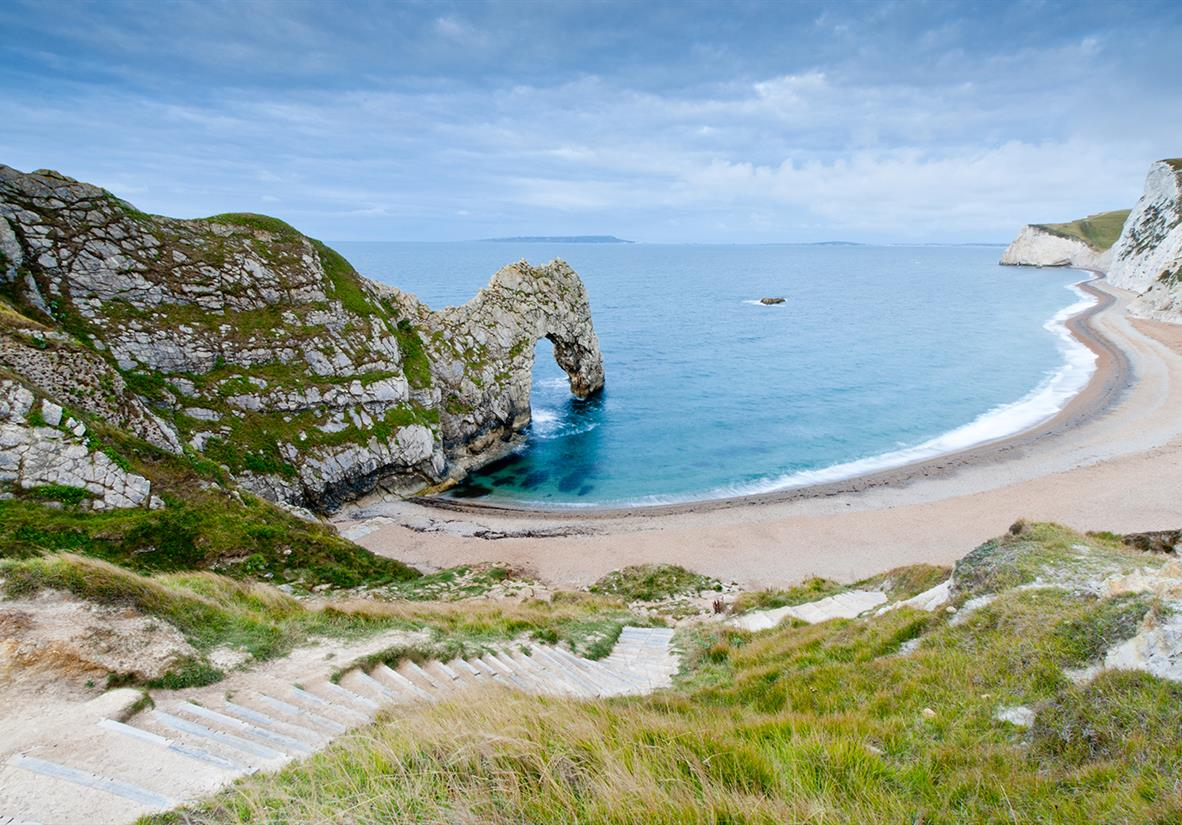 Footpath to Durdle Door