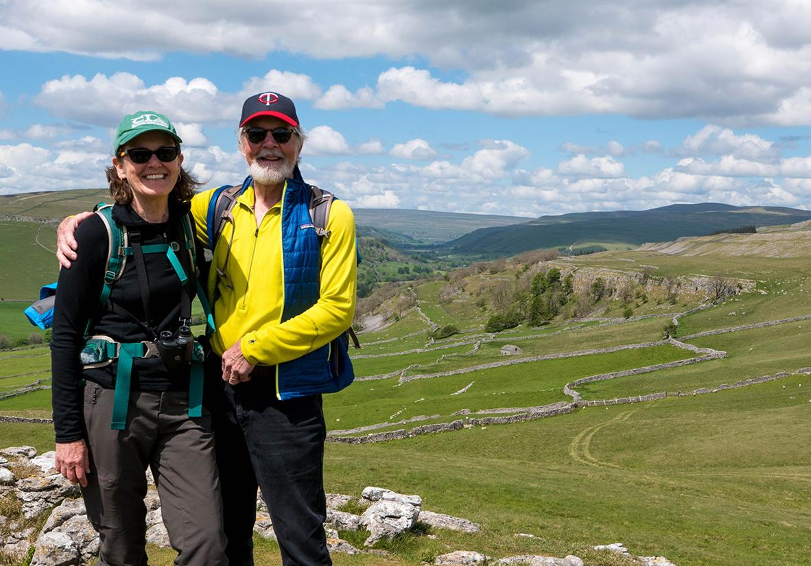 Go at your own pace on the Dales Way
