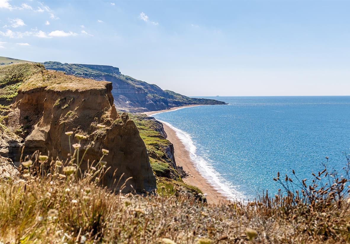 Plenty of Coastal views on the isle of Wight