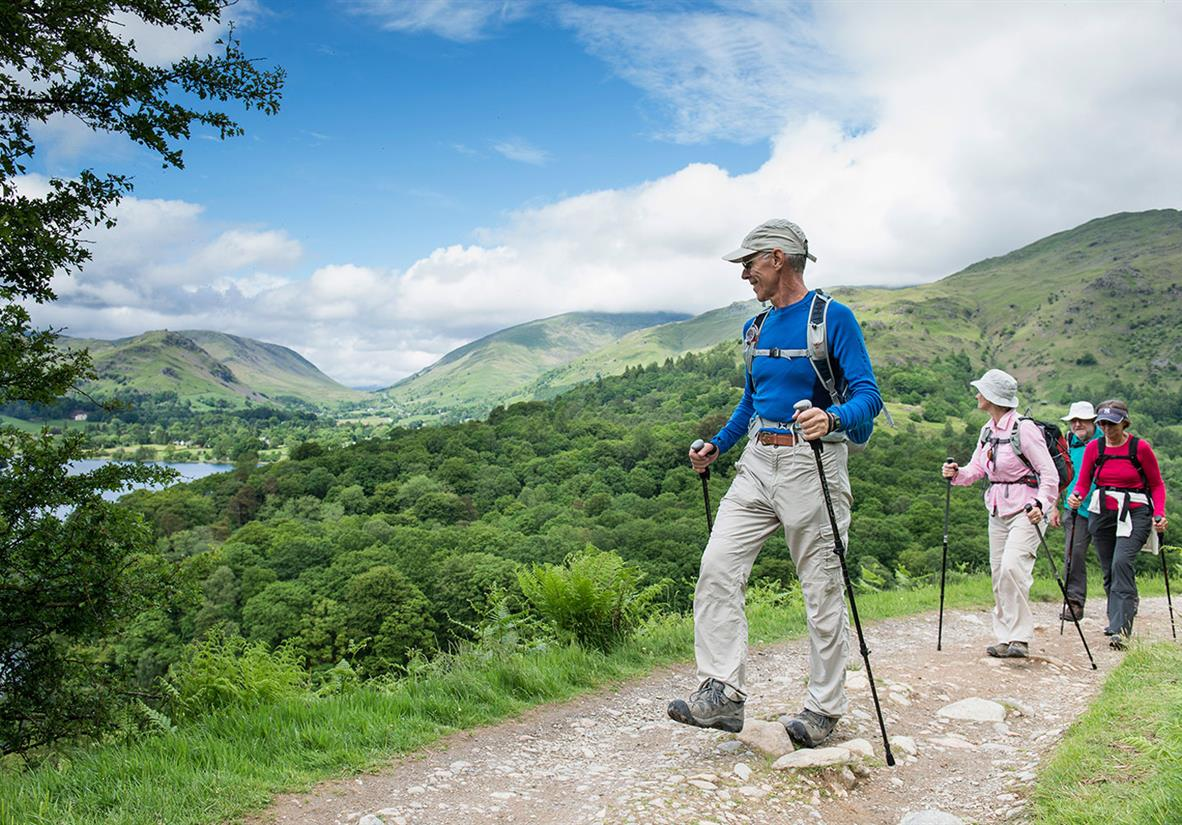 The Lake District Trail
