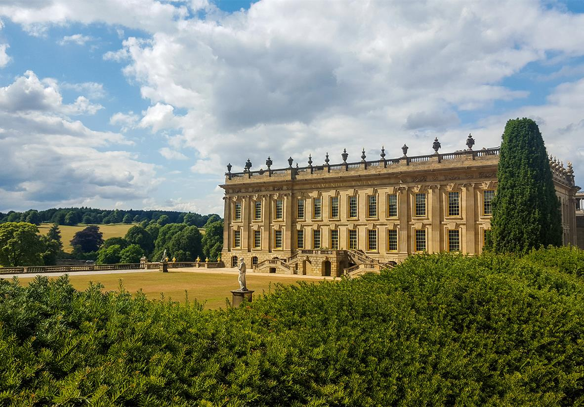 Chatsworth House and Estate