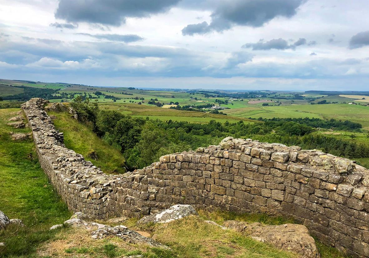 Explore Hadrian's Wall Country