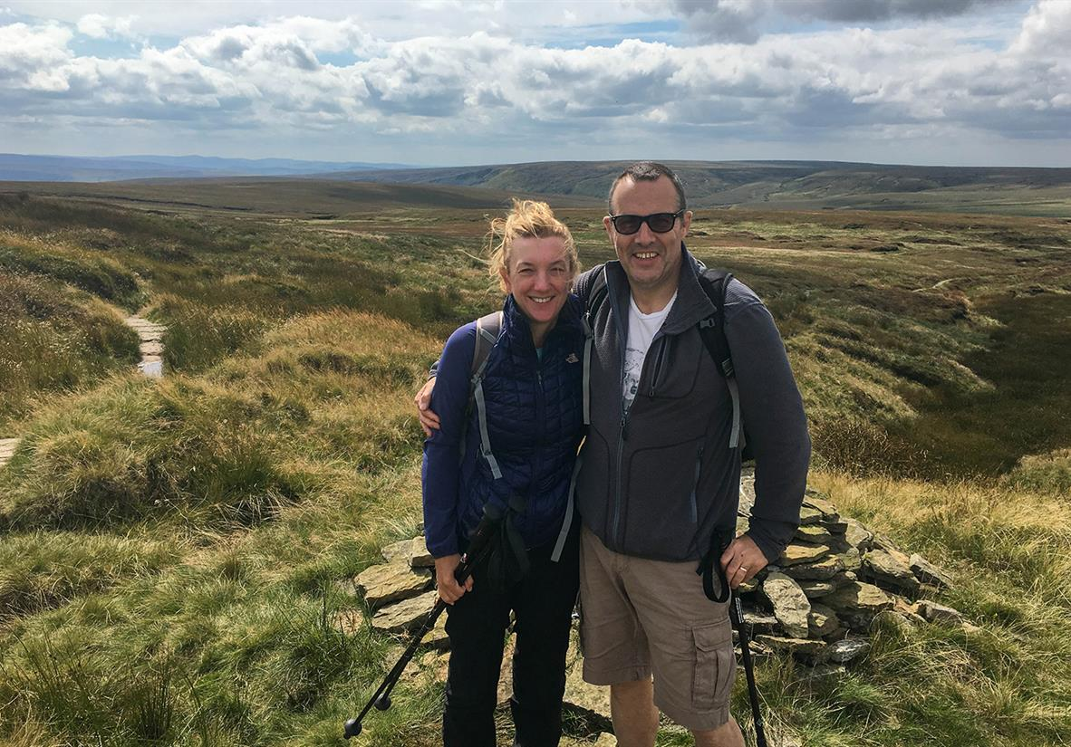 Have fun on the Pennine Way