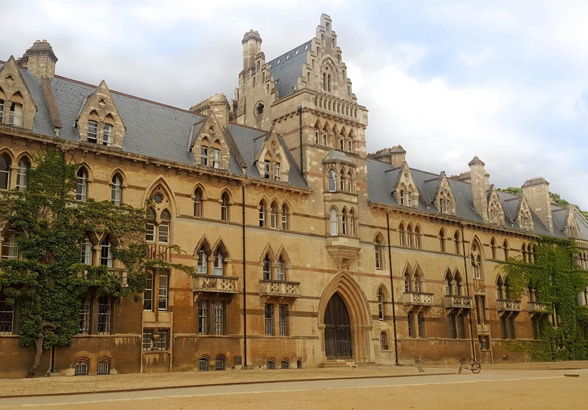 Historic Oxford University