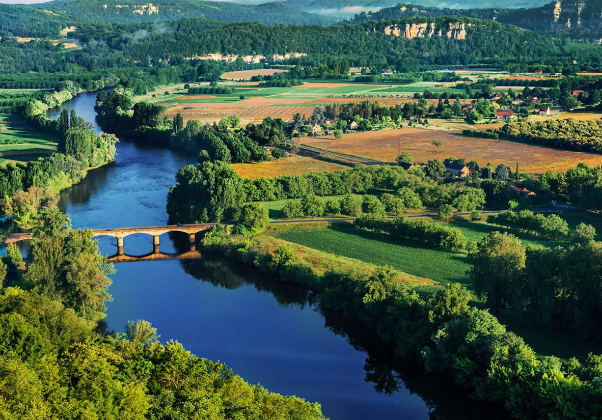 Dordogne views