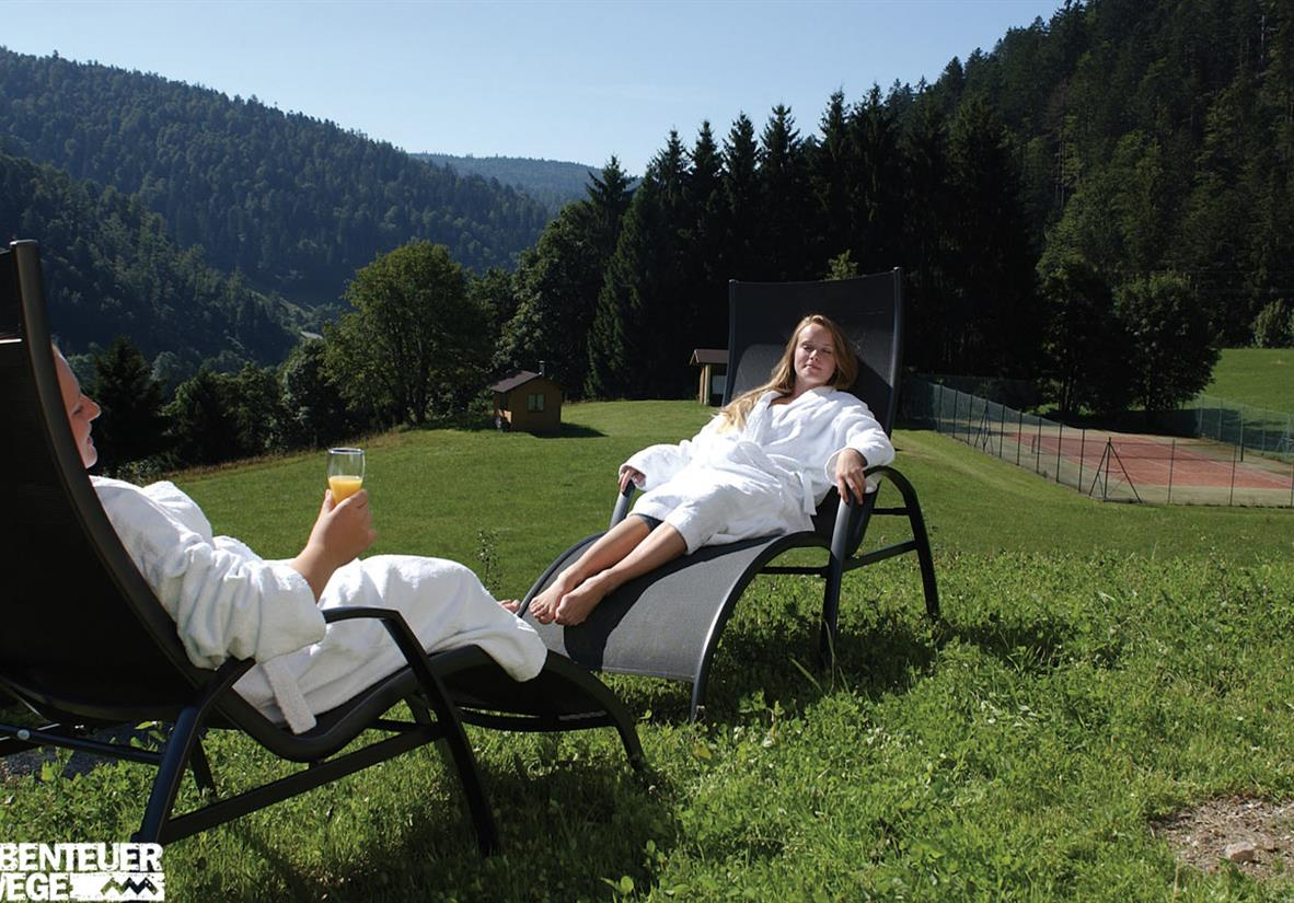 Wandern & Wellness im Schwarzwald