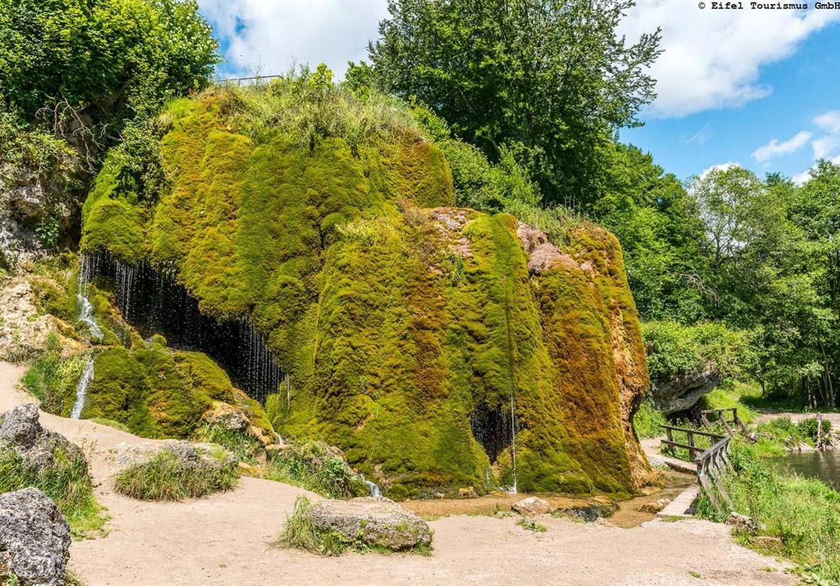 Fotograf: AchimMeurer, Dreimühlen Wasserfall