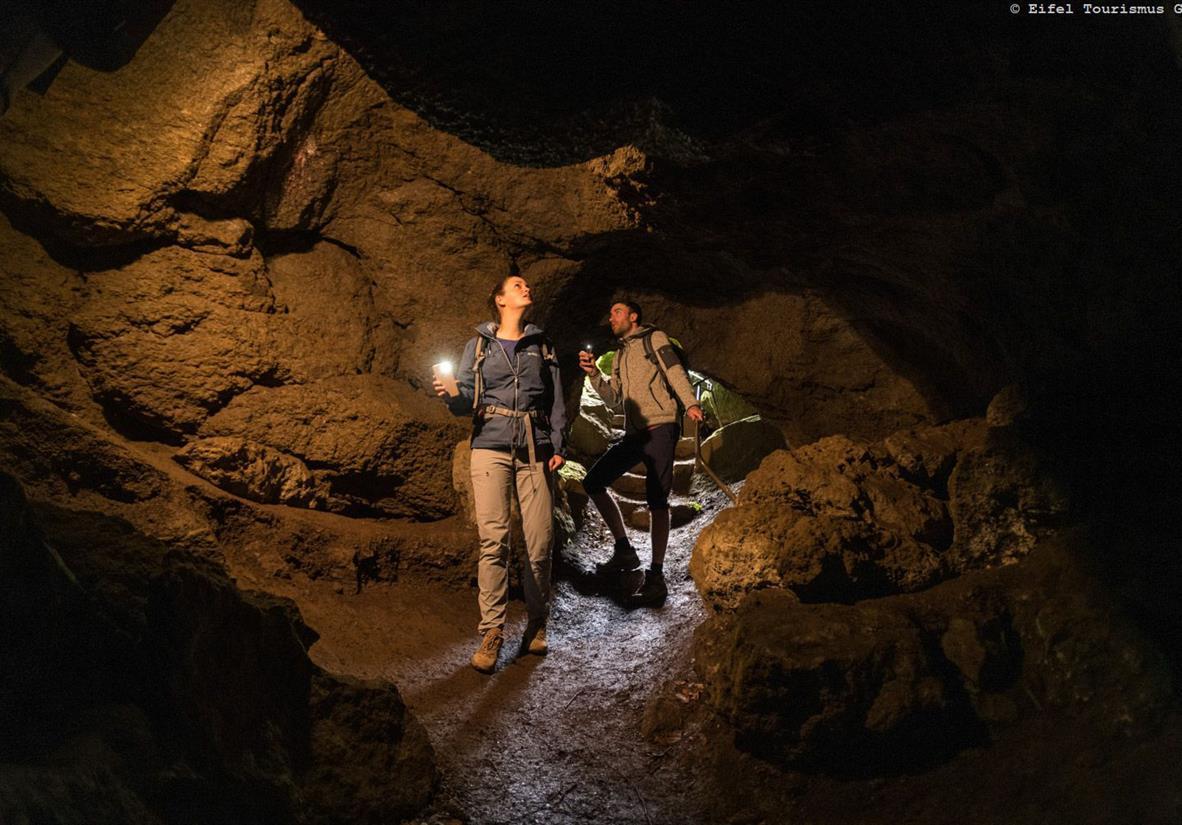 Mühlsteinhöhle Gerolstein Roth, DominikKetz