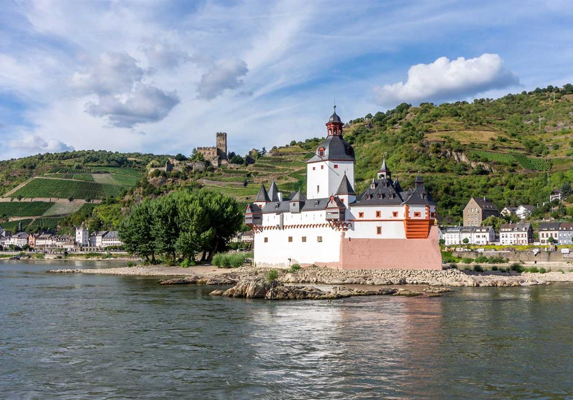Das Herzstück des Rheinsteigs