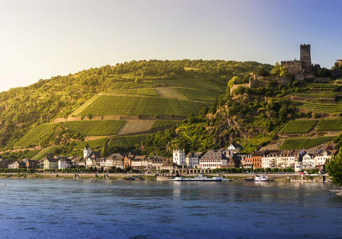 UNESCO Welterbe Oberes Mittelrheintal