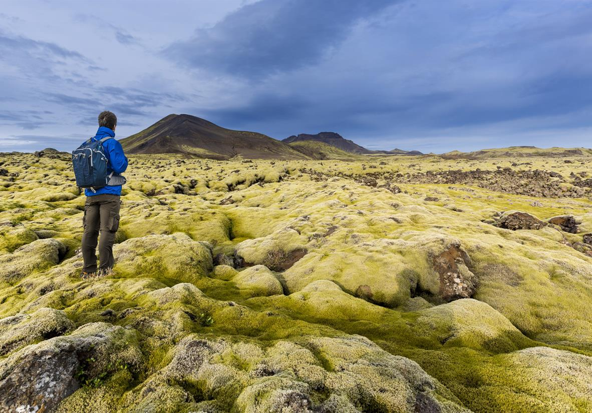 Self-drive and hike tour around Iceland in 10 days