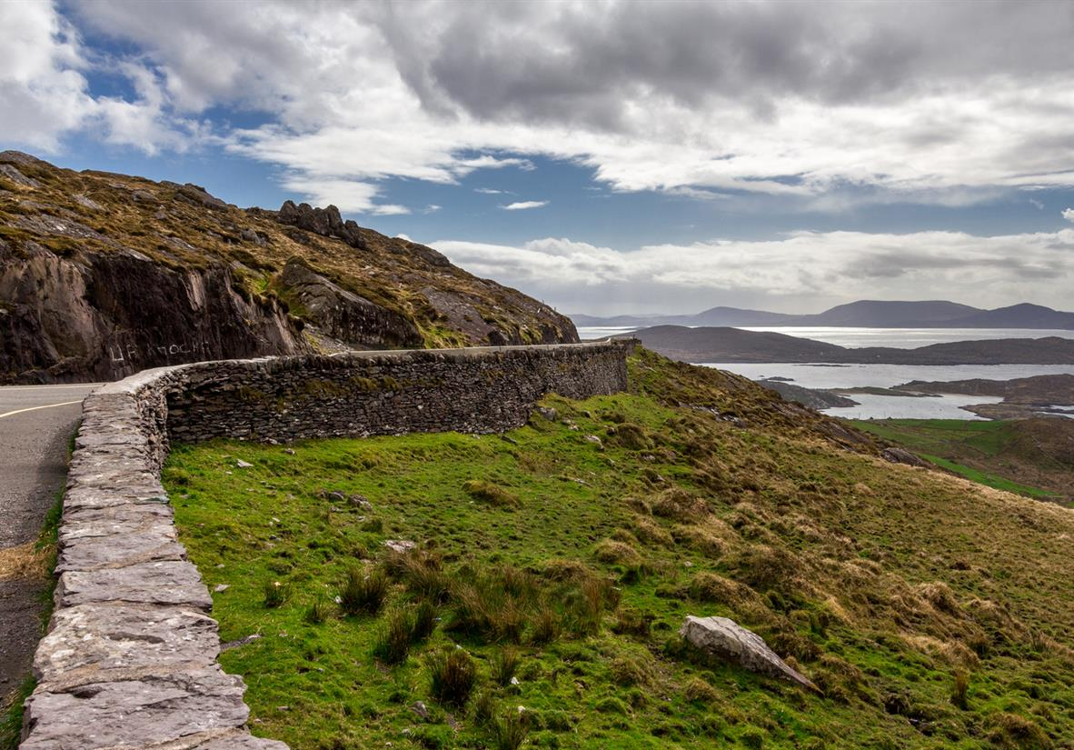 Independent Drive & Hike holiday in Ireland