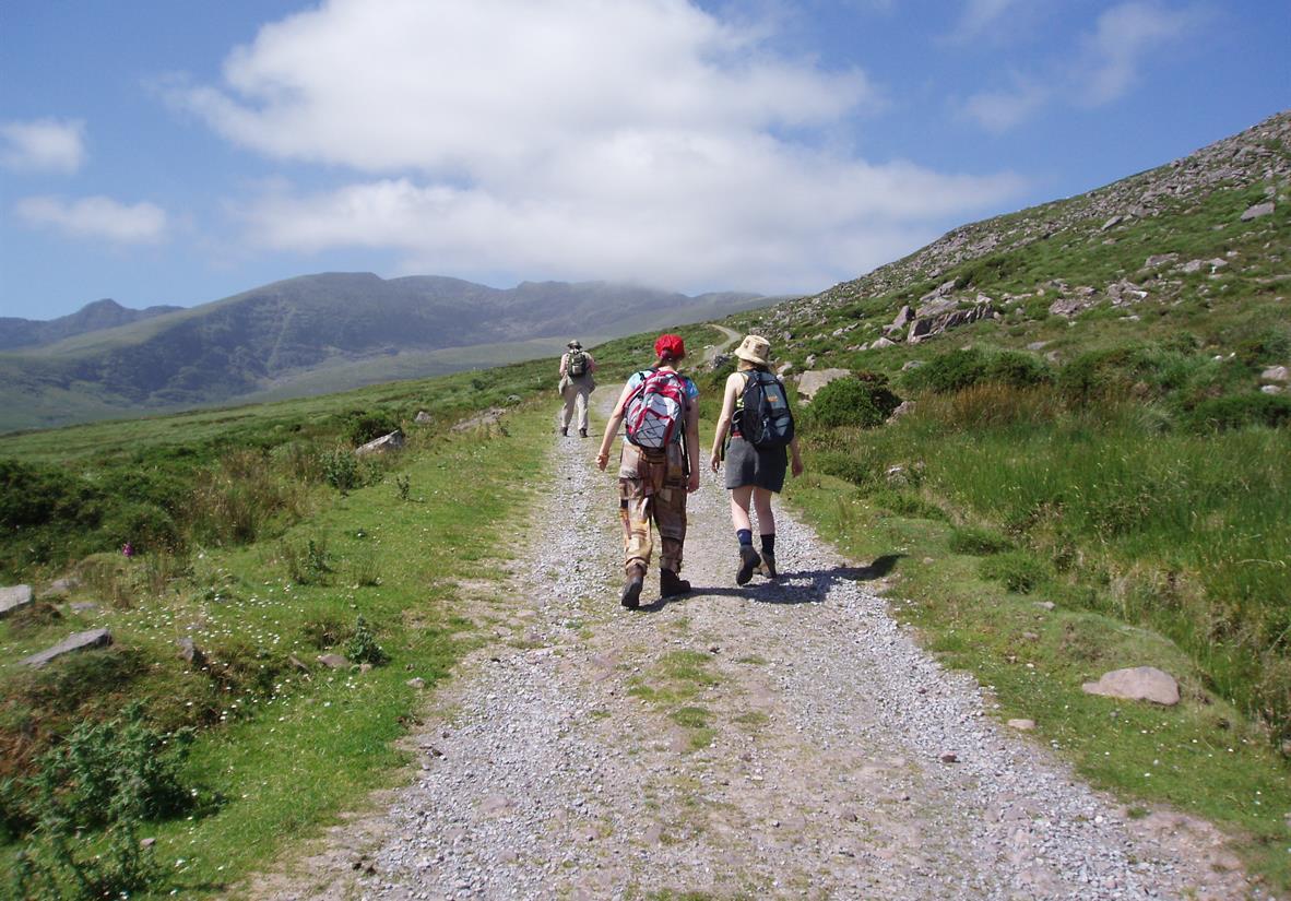 Walking the Kerry Way