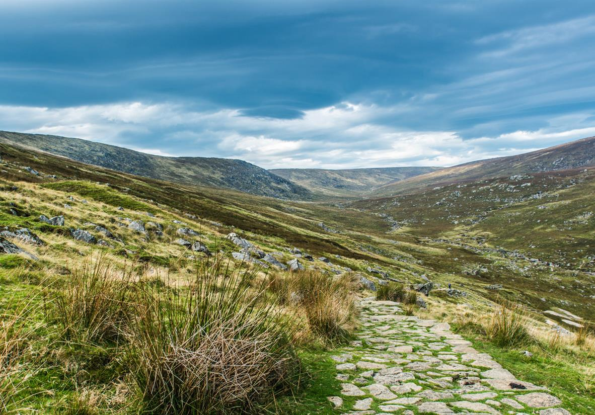 The Wicklow Way self-guided walking tour