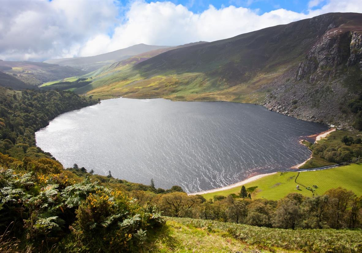 Lough Tay, The Guinness Lake