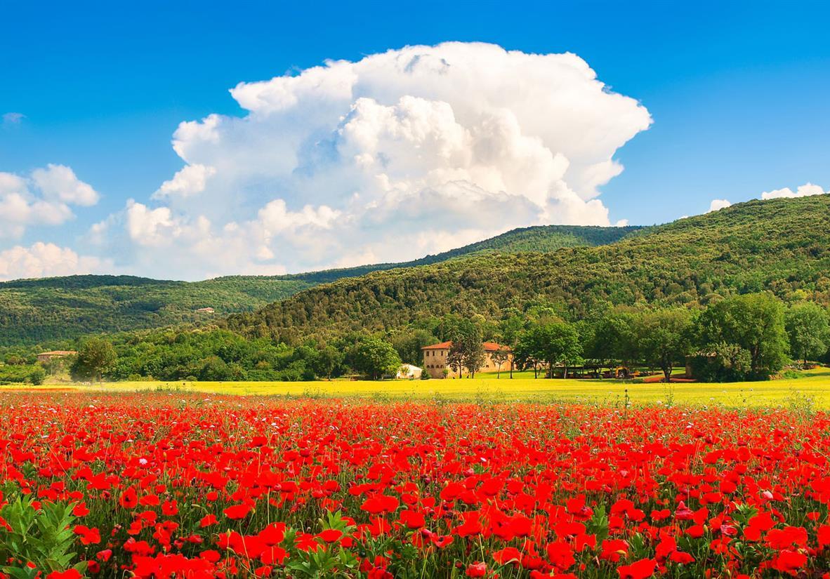 Klassische Toskana