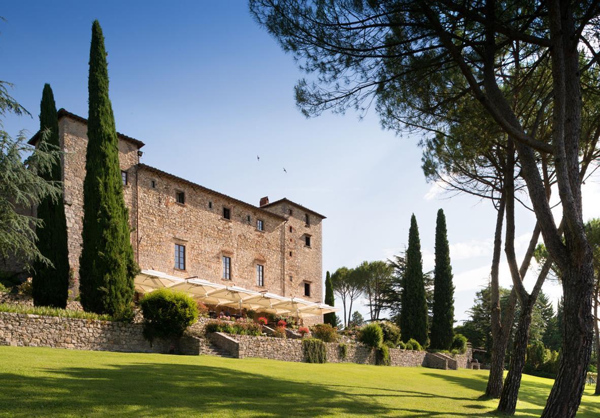 Castella di Spaltenna Hotel