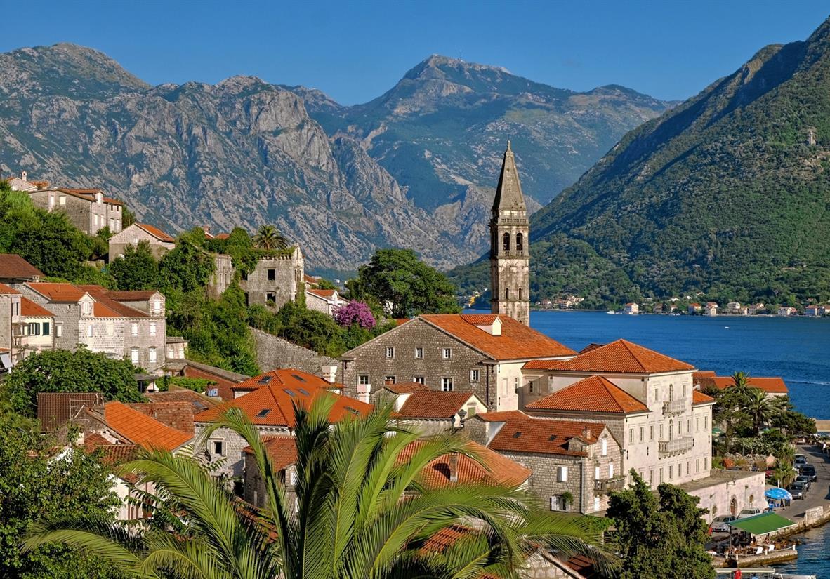 Montenegro Coast and Mountain Trails