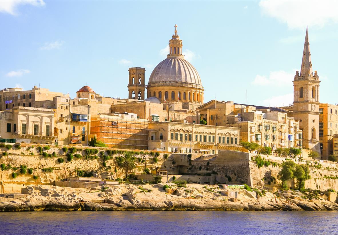 Die faszinierende Hauptstadt Maltas, Valletta