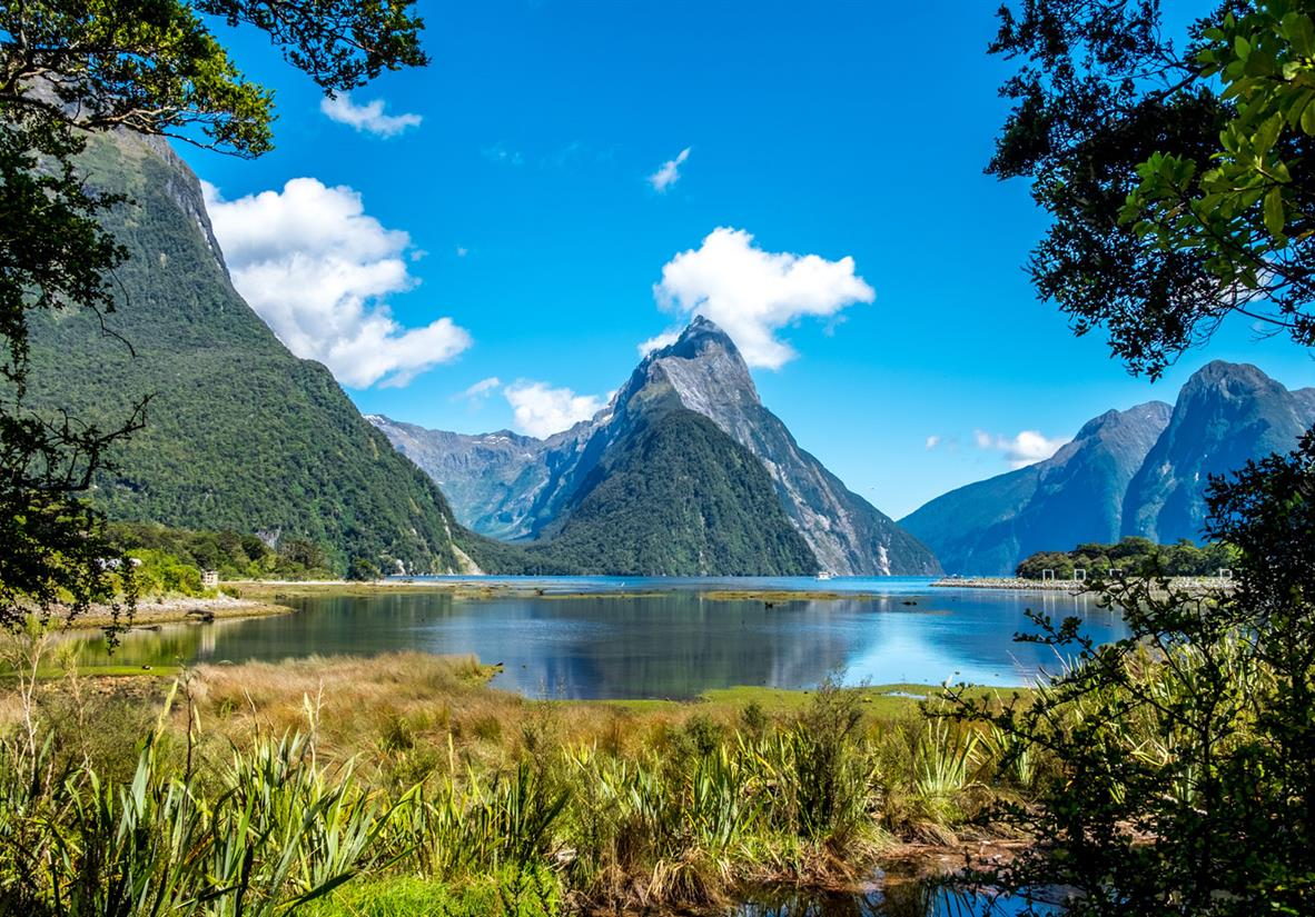Milford Sound, icon of New Zealand's South Island