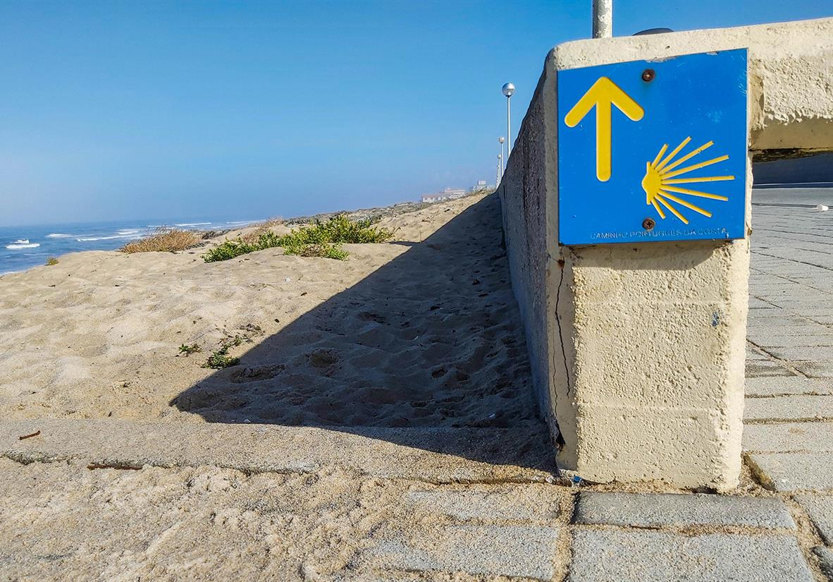 Walk the Camino Portugues Coastal Route