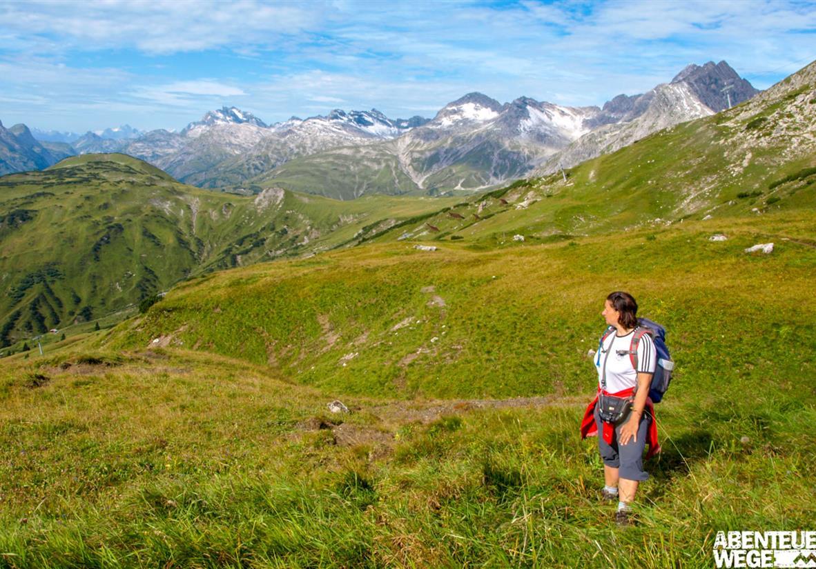 Bergwelt der Ötztaler Alpen