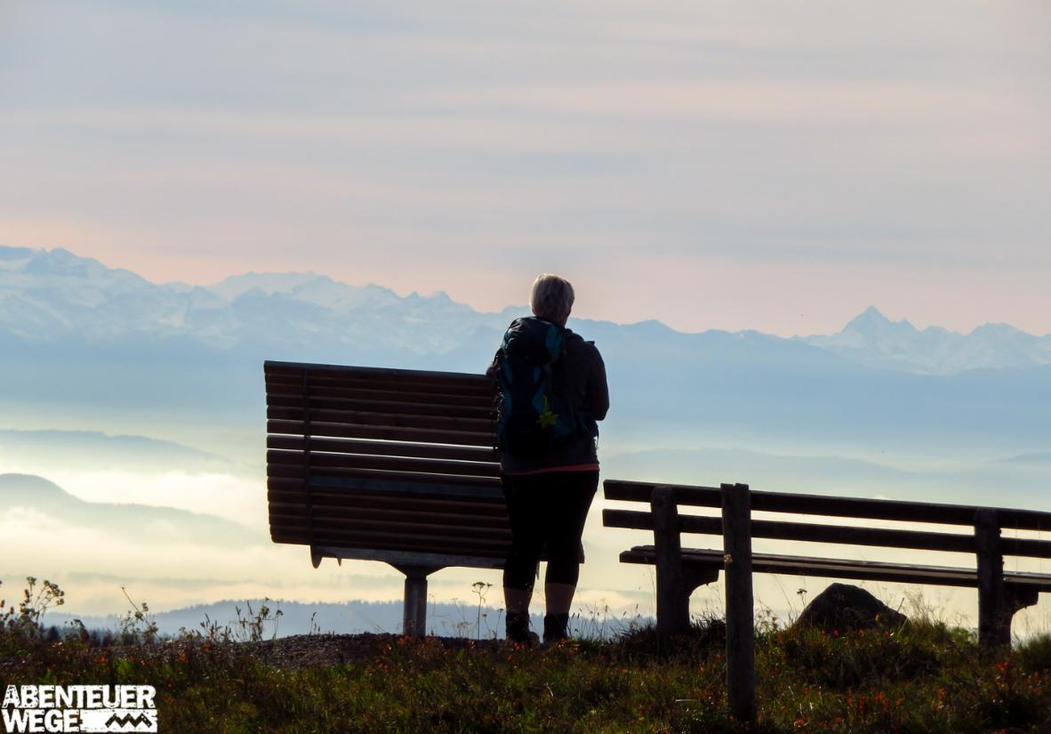 360° Panoramablicke auf Eiger, Mönch und Jungfrau