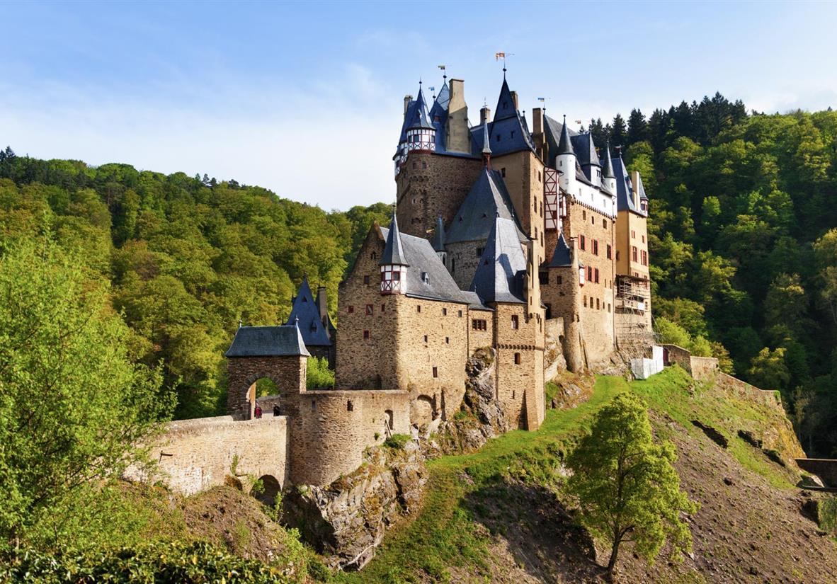 Burg Eltz wie aus dem Märchen