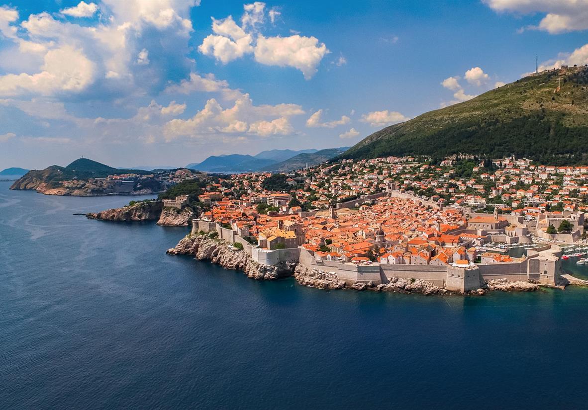 Dubrovnik ©www.visitkroatien.de