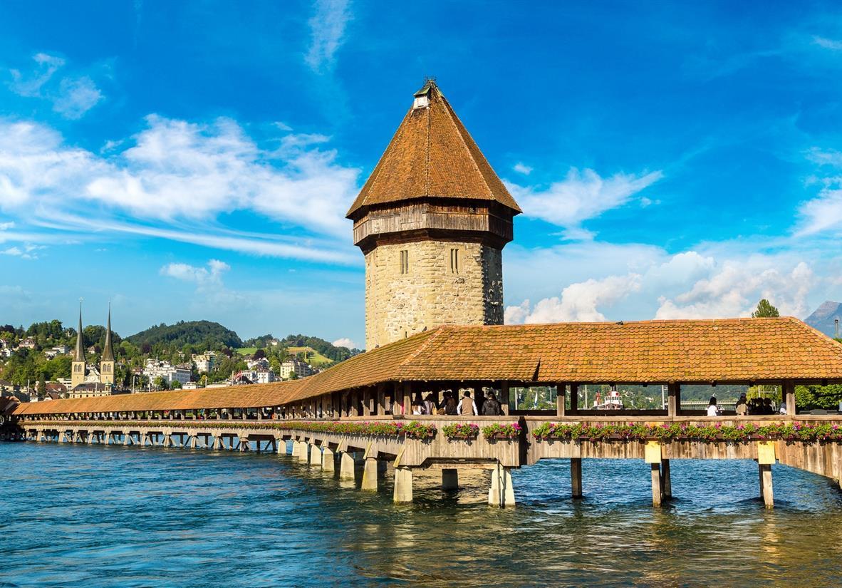 Explore Lucernes famous monuments