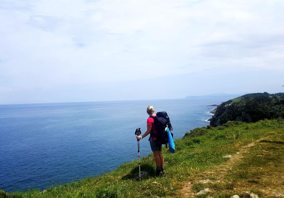 Wanderung nach San Sebastian