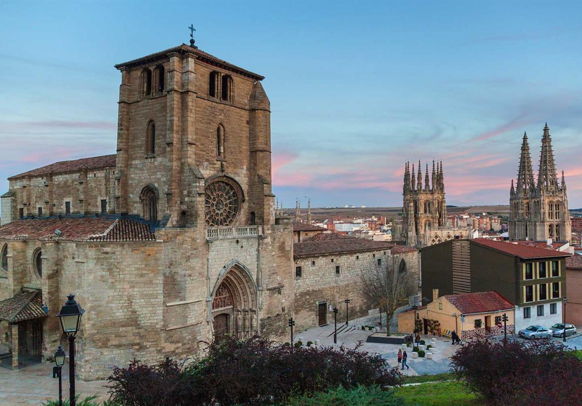 Etappen 1&2: St.Jean - Burgos